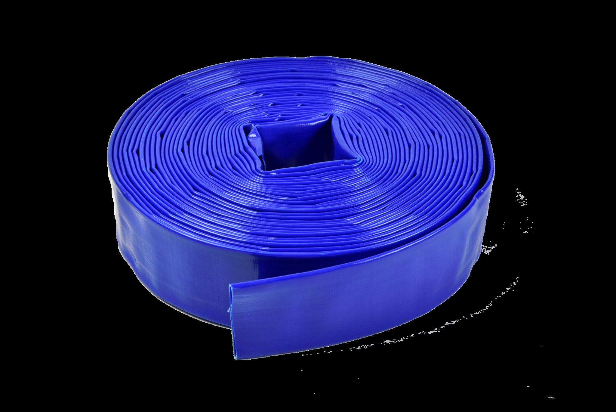 Blue Layflat Hose