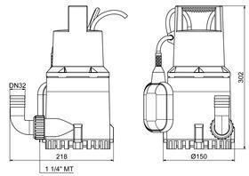 Zehnder S-ZPK 30 A Dimensions
