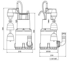 Zehnder S-ZPK 35 KS Dimensions