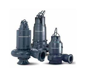 Grundfos Supervortex Submersible Pumps