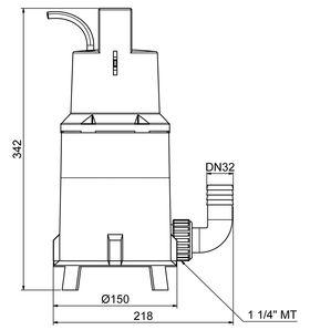 Zehnder S-ZPK 40 Dimensions
